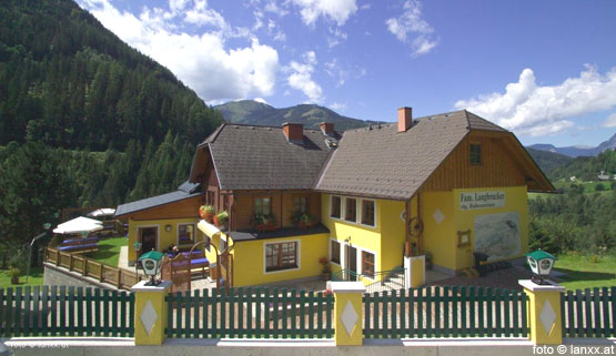 Pension Langbrucker, Sölkpass Straße
